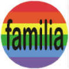 Rainbow Familia Button