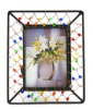 NEW-Beaded Picture Frame