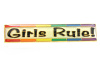 NEW- Girls Rule Lapel