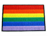 Small Rainbow Flag Patch